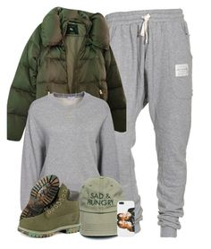 """""""Sad & Hungry"""" by cheerstostyle ❤ liked on Polyvore featuring Religion Clothing, Zara, Filippa K, A Weathered Penny, Timberland and Jennifer Zeuner"""
