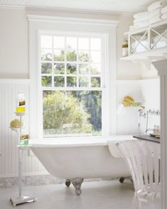 Cleaning the Bathroom: Cleaning a bathroom well does not mean using harsh chemicals. Start with the gentlest cleaning solutions first before moving on to anything stronger. Adequate ventilation via a ceiling fan or open window will help prevent moisture buildup and go a long way toward keeping the bathroom fresh.