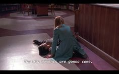 """""""It's what you do afterwards that counts."""" 
