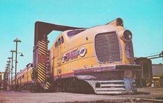 Union Pacific Railroad (1930s).