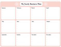 Freebies! | Your Pretty Pages: Planning to make it happen