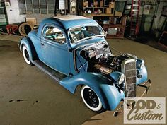 hot rod, muscle cars, rat rods and girls: Photo Custom Muscle Cars, Custom Cars, Vintage Cars, Antique Cars, Ford Convertible, Chevy Camaro, Chevelle Ss, Chevy Pickups, Traditional Hot Rod