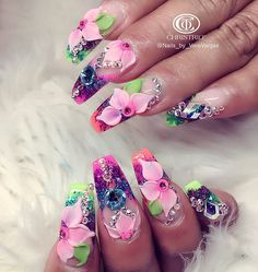 247 Likes, 1 Comments - Veronica Vargas (@veronicas_nail_art) on Instagram
