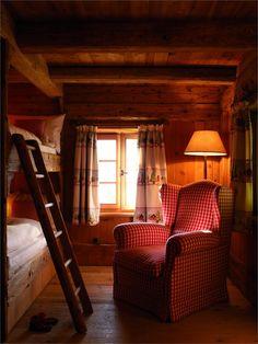 San Lorenzo Mountain Lodge: buen retiro a 1.200 metri