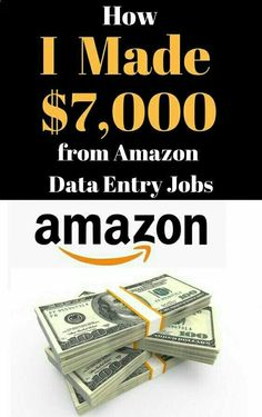 Data Entry Work from Home For Extra Money Ways To Earn Money, Earn Money From Home, Earn Money Online, Online Jobs, Way To Make Money, How To Make, Making Money From Home, Online Budget, Make Money Fast