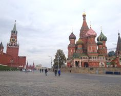 Two Days in Moscow – The Girls Who Wander Second Day, The Girl Who, Moscow, Barcelona Cathedral, Wander, Taj Mahal, Russia, Building, Girls