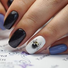 nail art design galleryelegant nail designs for short nails essie nail stickers nail art stickers walmart full nail stickers Nail Art Designs, Butterfly Nail Designs, Short Nail Designs, Trendy Nails, Cute Nails, Korea Nail Art, Animal Nail Art, Nails Polish, Luxury Nails