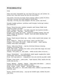 Puisi Berantai Lucu : puisi, berantai, PUISI, BERANTAI, Dalam, Suatu, Tempat,, Berkumpullah, Orang, Dengan, Sama,, Yaitu, Membuat, Membaca, Puisi,, ..…, Search, Puzzle,, Words,, Person