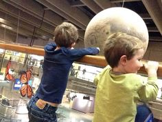 How to Explore the Museum of Science With Kids of Different Ages and Interests