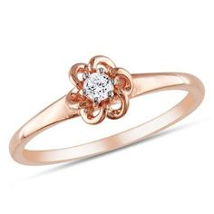 Awh I love rose gold