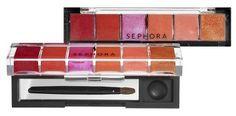 Kiss me, I'm stylish. $12 summer harmony gloss from Sephora