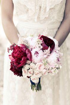 Purple Tree Wedding Photography | Floral Design: Caprice Design + Decor