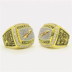 Custom 2013 FSU Florida State Seminoles ACC Champions Ring