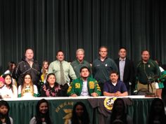 Newman Smith High School Athletes Sign With Colleges Stories Of Success, Colleges, Athletes, High School, Signs, Movies, Movie Posters, Film Poster, High Schools