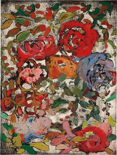 Untitled (2006) by Ross Bleckner