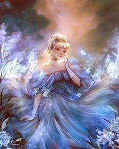 Walt Disney Princesses, Disney Princess Drawings, Disney Princess Art, Disney Princess Pictures, Disney Pictures, Disney Drawings, Cinderella Art, Unicornios Wallpaper, Disney Wallpaper