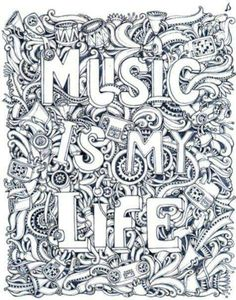 Music Is My Life col