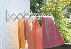 Ruckzuck Wall Mounted Airer Drying Rack Indoor Clothes Airers Outdoor Clothes Airer Concertina Airer-Airers 4 You Decor Color Schemes, Laundry Dryer, Laundry, Clothes Dryer, Outdoor Seating Areas, Small Backyard Design, Drying Clothes, Decorating Small Spaces, Wall Mounted Clothes Airer