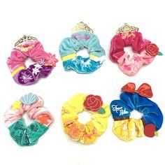 Disney Diy, Disney Crafts, Disney Punk, Disney Hair Bows, Disney Ears, Rapunzel Disney, Diy Hair Scrunchies, Cute Disney Outfits, Disney Jewelry