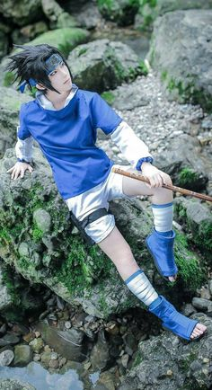 hotter than he real sasuke Naruto And Sasuke, Sasuke Uchiha Costume, Sasuke Cosplay, Haikyuu Cosplay, Cosplay Anime, Sakura And Sasuke, Best Cosplay, Naruto Uzumaki, Anime Naruto