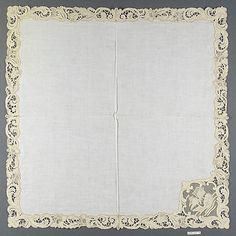 Napkin (from a set of table linens)