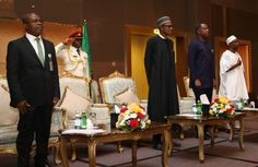 President Buhari's meeting with the Nigerian Community in #Qatar –  VIDEO #Nigeria #Africa
