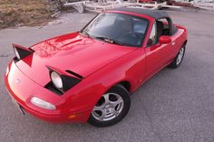 Mazda Miata, Vehicles, Car, Sports, Hs Sports, Automobile, Sport, Autos, Cars