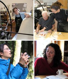 Sitka Center: Residencies-Residency in coastal Oregon. 1-3.5 months. Spouses welcome.