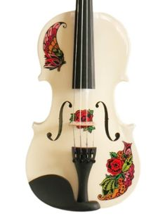 Butterfly Rose Tattoo Violin Outfit In Creme White Takes Its Inspiration From The Popular Trend