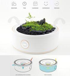 My Micro Mountain | Yanko Design