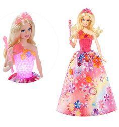 Кукла Barbie ( Кукла Барби ) Потайная дверь Волшебная принцесса | Barbie.Ru | Барби в России