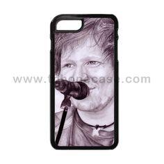 iphone 7 plus Durable Hard Case Design With Ed Sheeran