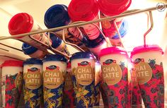 Chai, Ceylon Tee, Latte, Slider, Beverages, Drinks, Root Beer, Vodka Bottle, Soda