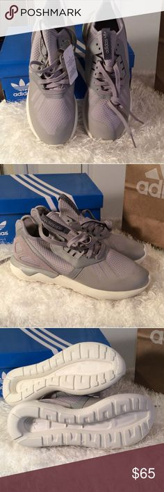 f2d2c9271 NEW ADIDAS TUBULAR RUNNER bought these from another posher literally a few  days ago, they're marked a size 8 but they're a size 10.