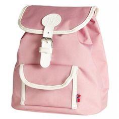 Retro Kinderrucksack – rosa