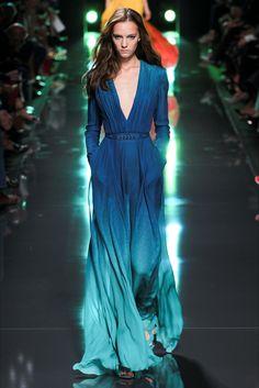 Sfilata Elie Saab Parigi - Collezioni Primavera Estate 2015 - Vogue