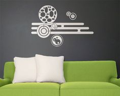 #autocollants #decalques #wallstickers #decals Abstraction  $28.95