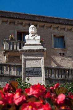 Città di San Marino - Monumento a Giuseppe Garibaldi