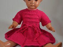 Puppenkleidung  für 34 cm Puppe