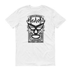 Aztec Head Statue Short sleeve t-shirt