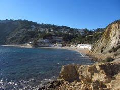 Foto de Xàbia: Cala Blanca-Cap Prim-Portixol-playa la Barraca