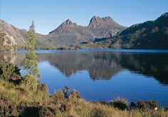 Cradle Mountain National Park, Lake St. Clair National Park, Tasmania