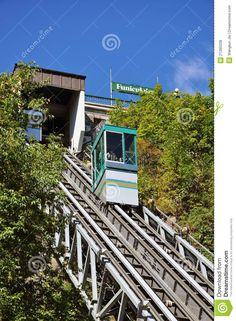 Funicular Of Old Quebec City Editorial Stock Photo - Image: 21285038