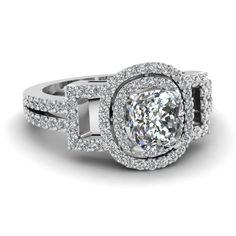 Fascinating Diamonds 1.45 Ct Cushion Cut Natural Diamond Palatial Halo Engagement Ring Pave Set VVS1 GIA Fascinating Diamonds-Engagement Ring http://www.amazon.com/dp/B00PLS8KZS/ref=cm_sw_r_pi_dp_r.zBub14FDK7E