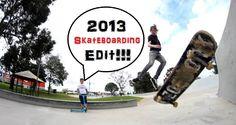 2013 SKATEBOARDING EDIT - Get That Lick // TriwingzRus