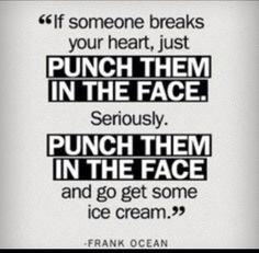 Funny broken heart quotes!
