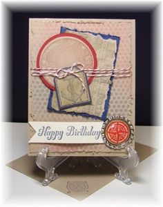 The Open Sea Birthday - outside by sarsam - Cards and Paper Crafts at Splitcoaststampers