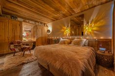 Sleep time at Chalet Husky — Val d'Isere, France, Luxury Ski Chalets, Ski Boutique