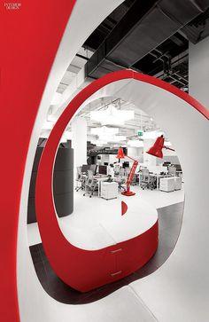 20 Vision Leo Burnett Office By Nefa Architects