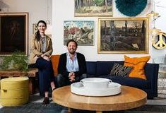 Discover the top 20 interior designers that have been impressing all the interior design aficionados within every style décor., these designers Luxury Interior Design, Interior Architecture, Nickey Kehoe, Mary Mcdonald, New York Studio, Modern Architects, Trending Now, Handmade Furniture, Elle Decor